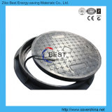 C250 arrondissent la couverture de trou d'homme de résine de 900mm FRP avec la garniture