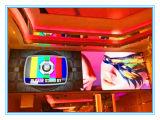 Pantalla de visualización de alquiler a todo color de interior de LED de la tablilla de anuncios de LED de P4 SMD