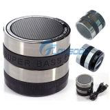 카메라 렌즈 휴대용 핸즈프리 무선 입체 음향 Bluetooth 소형 스피커, 지원 TF 카드