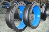 Ajustage de précision malléable de conduite d'eau de fer, réducteur/cône ISO2531, En545 En598