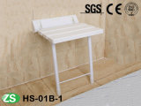 無効椅子のディスエイブルまたはBariatricのための壁に取り付けられた折りたたみのシャワーのシート