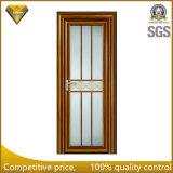 젖빛 유리 알루미늄 합금 여닫이 창 부엌 문