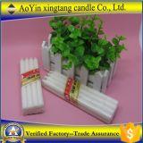 vela blanca pura de la vela pura de la cera 14G al mercado de Medio Oriente