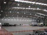 Taller prefabricado constructivo de la casa de la estructura de acero de la luz de la alta calidad de China
