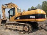 Verwendeter Exkavator des Gleiskettenfahrzeug-330 der Katze-330c für Verkauf, bester Preis 3 Jahre Garantie-