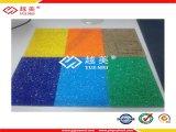 Het stevige Blad van het Polycarbonaat & het Holle Blad van het Polycarbonaat met 10 die Jaar van de Garantie op het Maagdelijke Materiaal van 100% voor Dakwerk en Luifel wordt gebaseerd