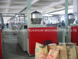 PS Extrusion Line / Extrusion de moulage PS