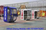 Hongdaの25トンへのニースの品質タワークレーン3ton