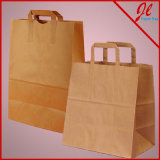 Matte de lourds sacs de papier Kraft recyclé
