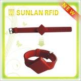 Nuovo Wristband del silicone di disegno MIFARE 1K