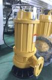Qw Serien-elektrische versenkbare Abwasser-Wasser-Pumpe für schmutziges Wasser