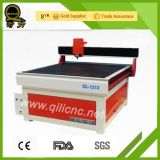 China Jinan Hongye Ql-1212 Cilindro Máquina de madeira CNC