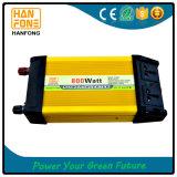 Инвертор DC/AC 800W силы высокого качества с конструкцией способа