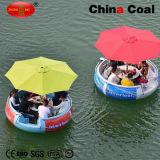 2.5m Água 8 Pessoas Lazer Barco Parque de diversões Barco