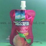 Nahrungsmittelgrad Kein-Leck Getränk-Paket-Beutel mit Tülle