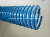Пластиковый ПВХ гибких армированных воздуховод шланг всасывающего трубопровода 2 3