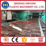 Tarjeta de mármol artificial del PVC que hace la máquina para la decoración