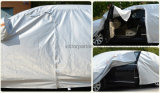 High End Folding Silver PEVA Theftproof imperméable pare-soleil Car Cover pour Das Auto