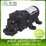 Bomba de diafragma elétrica Seaflo 1.0gpm 40psi 12V Equipamento de máquinas agrícolas pequenas