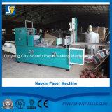 Máquina plegable de la fabricación de papel de la servilleta del tocador que graba con bicolor