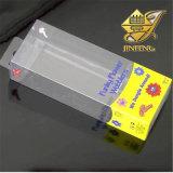 折るボックスのための400 Mircon PVC明確で堅いプラスチックシート