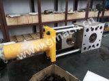 Tipo sistema hidráulico da placa da corrediça do filtro hidráulico da filtragem do derretimento do cambiador da tela para a extrusora plástica