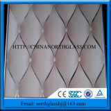 Verschiedenes Muster-ausgeglichenes Silk Bildschirm gedrucktes Glas