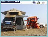 Polybaumwollfamilien-kampierendes Zelt Zerreißen-Stoppen