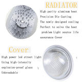 고품질 LED 가로등 150W (3개 크기 모듈) Corbra 디자인 도로 램프 Ml St 150W