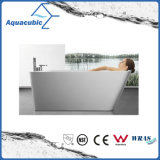 浴室の楕円形の支えがないアクリルの浴槽(AB1519W)