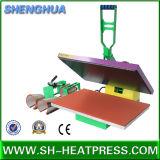 4en1 Appuyez sur la touche de chaleur à haute pression de la machine pour T Shirt et tasses