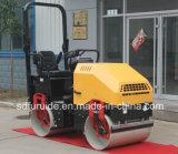 Mini rullo compressore del costipatore a vibrazioni da 2 tonnellate (FYL-900)