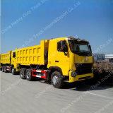 HOWO A7 6X4 25トンのダンプまたはダンプカートラック