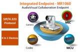 Integrierte Videokonferenz-Kamera des Endpunkt-HD mit Videokonferenz-System (MR1060)
