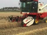 밀 밥 작물 가을걷이를 위한 작은 영농 기계
