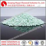 Heptahidrato 2-4m m verde del sulfato ferroso del tratamiento de aguas del gránulo del FE 19.6%