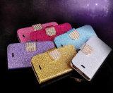Pour Samsung Galaxy S4 Housse en cuir Diamond Wallet