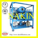 높은 진공 변압기 기름 정화기, 변압기 기름 처리 공장