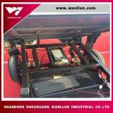 Carga eléctrica de 800W con cabina Mini tronco