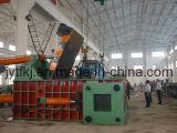 Y81t-4000 철 알루미늄 구리 금속 조각 차 포장기 압박 기계