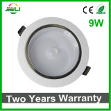 9W 실내 센서 LED Downlight