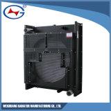 Radiador de aluminio del generador del radiador de la refrigeración por agua Sc15g500d2 del radiador de cobre líquido del radiador