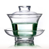 Tarro artículos de vidrio / cristal / utensilios de cocina / taza de té