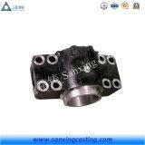 Pièces de moulage au sable de bâti en métal de machines de bâti d'ISO9001 Ts16949 Pecision
