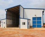 Vorfabrizierte helle Stahlkonstruktion-Metallwerkstatt (KXD-SSW1153)