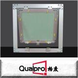 Panneau d'acce2s en aluminium avec le panneau de gypse AP7730