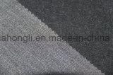 Scegliere parteggiato spazzolato, tessuto di T/R tinto filato, 245GSM, 63%Polyester 33%Rayon 4%Spandex