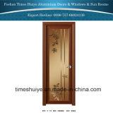 2018標準的なデザインおよび新しいカラーアルミニウムによって蝶番を付けられるドア