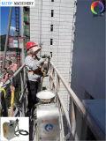 Máquina de pulverização de emplastro molhada do almofariz concreto