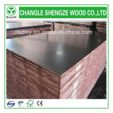 2016 Hot Sale 18 mm Dynea Brown Film Faced Plywood
